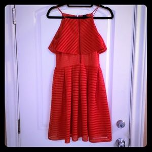 Red Marciano Dress